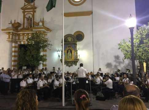 Concierto de la Banda de Santa Ana