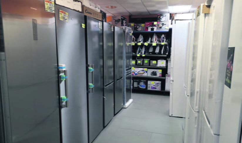 electrodomésticos marysol