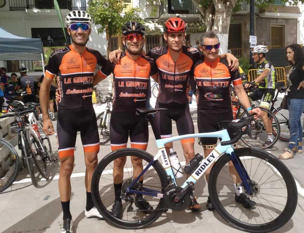 club ciclista la grupetta