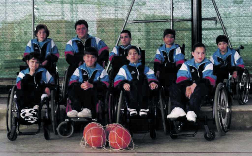 20 años de la escuela deportiva