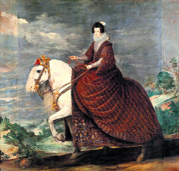 reina isabel de francia